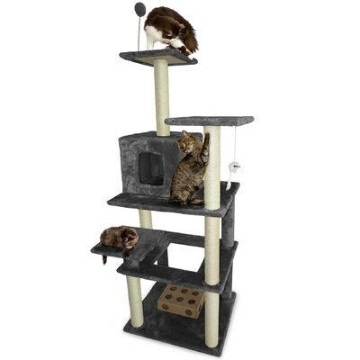69 Highrise Playground Cat Tree