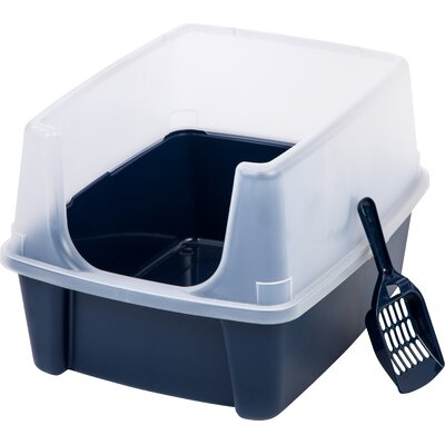 Standard Litter Box Color: Navy