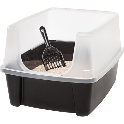 Litter Box Color: Black