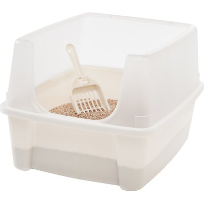 Standard Litter Box Color: Ivory