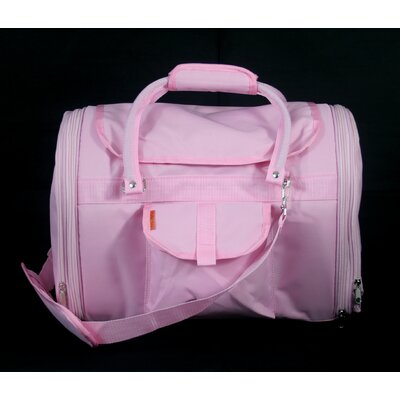 Prefer Pets Covered Pet Carrier in Pink at Sears.com