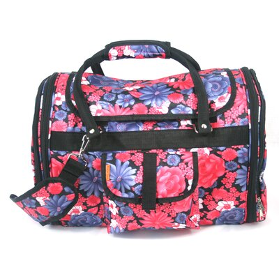 Prefer Pets Covered Pet Carrier in Vintage Flower at Sears.com
