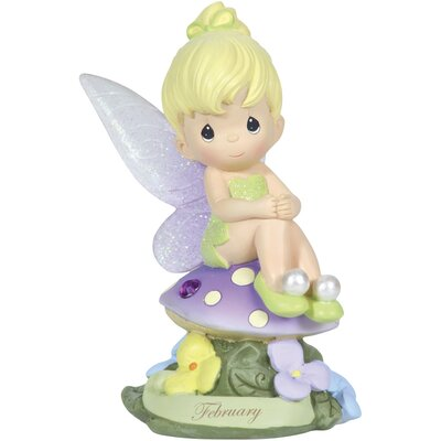 "�February Fairy as Tinker Bell"" Figurine 113209"