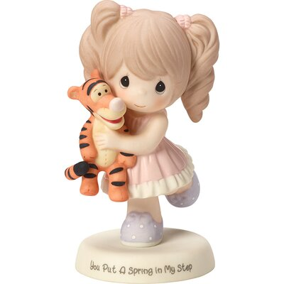"�You Put a Spring in My Step"" Figurine 163032"