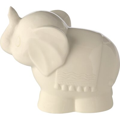 Tuk Elephant Ceramic Battery Operated Night Light