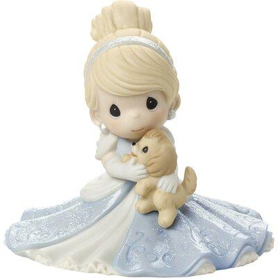 Disney Showcase A Friend Fit For A Princess Cinderella Figurine 171095