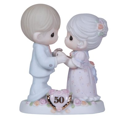 Anniversary 50th Figurine 115912
