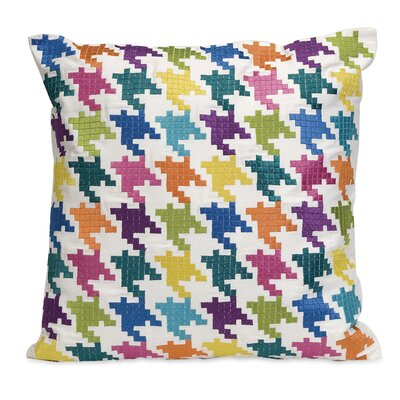 Abrielle Cotton Throw Pillow