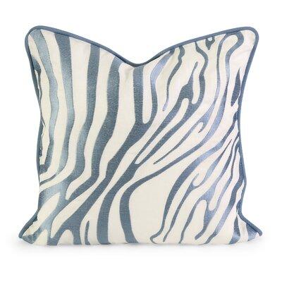 IK Bahari Linen Throw Pillow Color: Light Blue