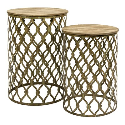 Maridell 2 Piece Nesting Tables