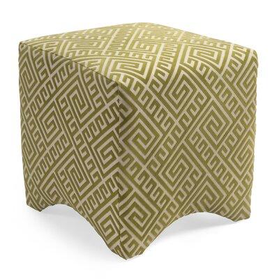 Marisa Ottoman Upholstery: Green