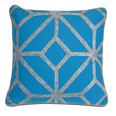 Diamond Cotton Throw Pillow