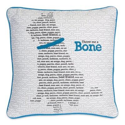 Imax Throw Me A Bone Pillow at Sears.com