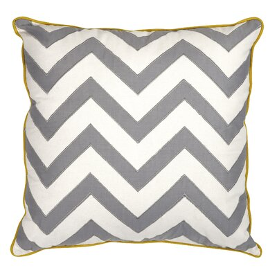Essentials Cotton Throw Pillow Color: Mellow Yellow