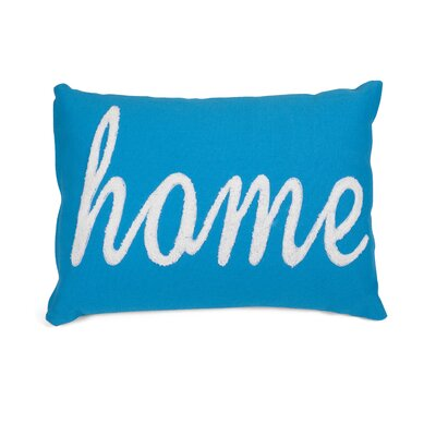 Suzie Home Cotton Lumbar Pillow