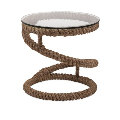Bedford Jute Rope End Table