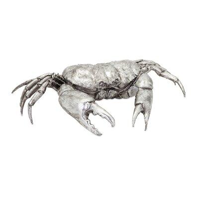 Pauli Crab Figurine