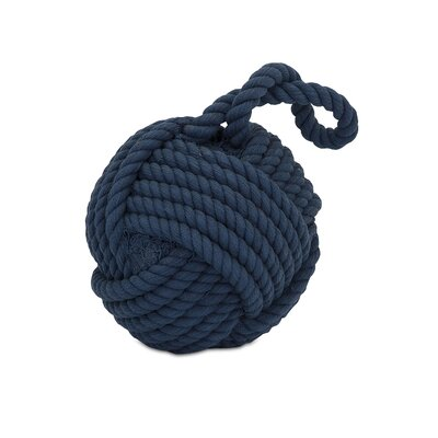 Breakwater Bay Nautical Rope Ball