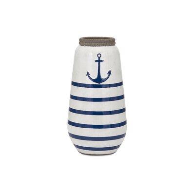 Seaport Vase Size: Large