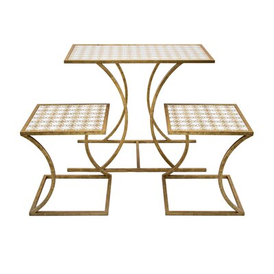 Brinley 3 Piece Nesting Tables