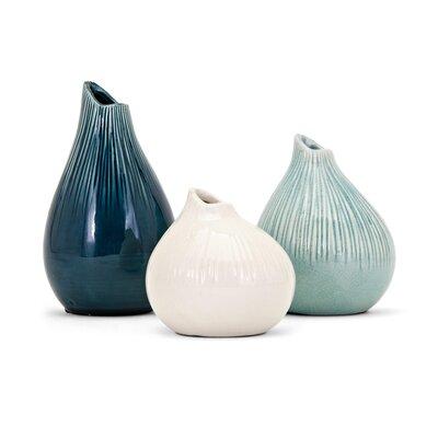 Lex 3 Piece Table Vase Set