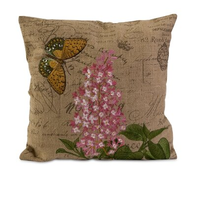 Cabrera Cotton Throw Pillow
