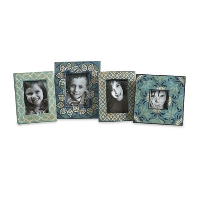4-Piece Kara Picture Frame Set 73150-4