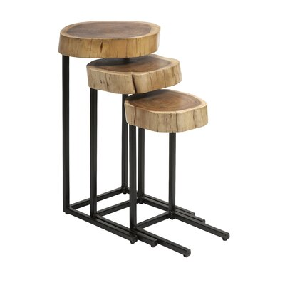Nadera 3 Piece Nesting Tables
