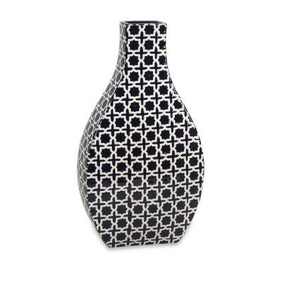 Roselawn Pattern Vase