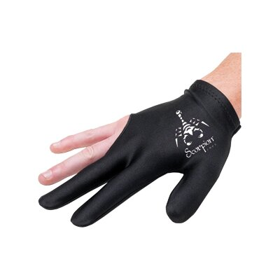 Billiard Scorpion Glove BGSC