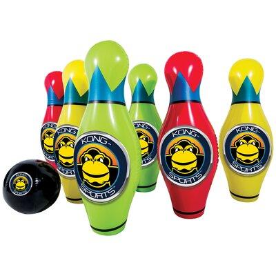 7 Piece Kong Sports Bowling Set 60076