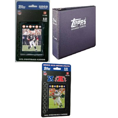NFL 2008 Trading Card Gift Set - Cleveland Browns