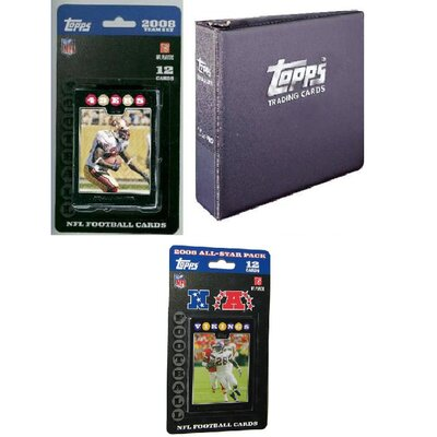 NFL 2008 Trading Card Gift Set - San Francisco 49ers