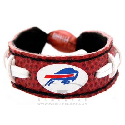 GAMEWEAR NFL Team Leather Classic Wristband - NFL Team: Buffalo Bills at Sears.com