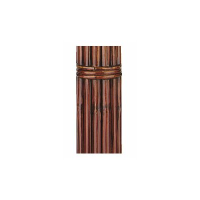Old Havana Series Custom Column Finish: Cane Wrapped