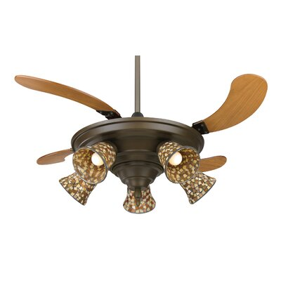 43 Air Shadow 5-Blade Ceiling Fan with Remote