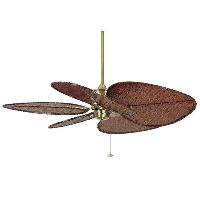 52 Islander 5 Bamboo Blade Ceiling Fan
