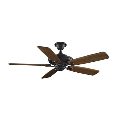 60 5 Blade Ceiling Fan with Remote