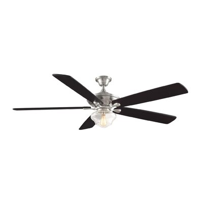 72 5 Blade Ceiling Fan with Remote