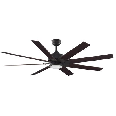 63 Levon 8 Blade LED Ceiling Fan