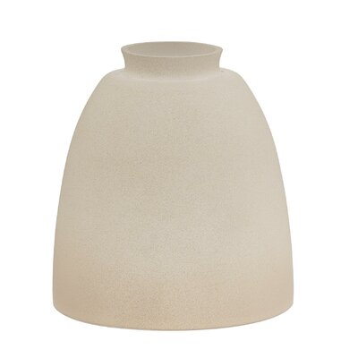 2.25 Glass Bowl Pendant Shade Finish: Tea Satin