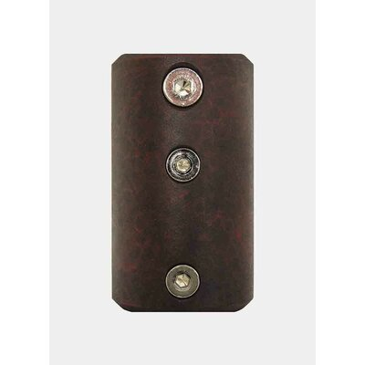 Ceiling Fan Extension Pole Coupler Finish: Rust