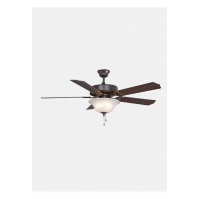 52 Builder Bowl 5-Blade Ceiling Fan