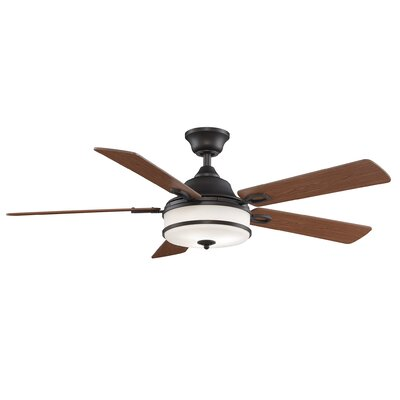 52 Stafford 5-Blade Ceiling Fan with Remote