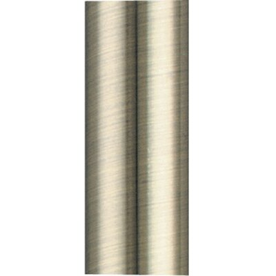 Extension Pole for Palisade Ceiling Fans Length: 72, Finish: Antique Brass