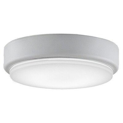 Levon Custom 7.09 Glass Bowl Ceiling Fan Fitter Shade Finish: Matte White