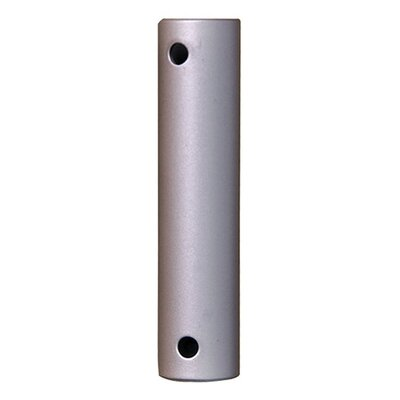 Ceiling Fan Downrod Finish: Metro Gray, Size: 48 H x 1 W x 1 D