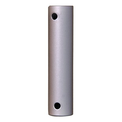 Metal Ceiling Fan Downrod Finish: Metro Gray, Size: 36 H x 1 W x 1 D