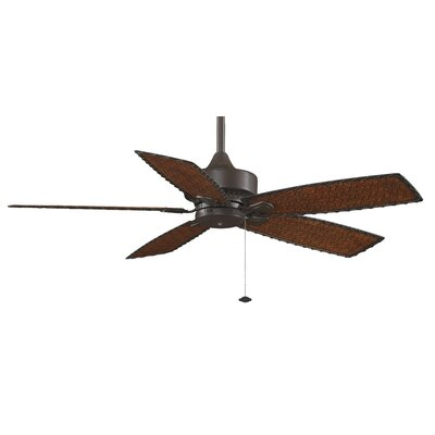 52 Cancun 5-Blade Outdoor Ceiling Fan