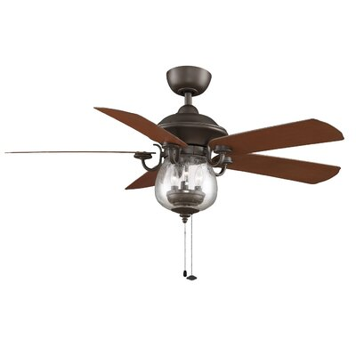 52 Crestford 5-Blade Ceiling Fan
